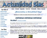 Actualidad SIMS
